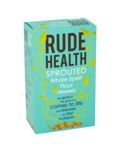 Rude Health Sprouted Whole Spelt Flour Organic 500 gr