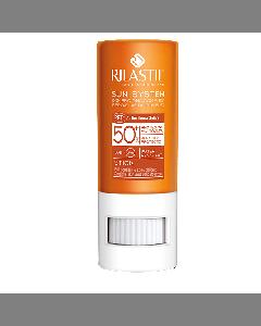 Rilastil Sun System Stick SPF50+ sensitive skin & delicate areas 8.5 ml
