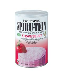 Nature's Plus Spiru-Tein Strawberry 544 gr