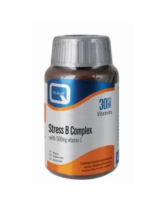 Quest Stress B Complex with 500 mg Vitamin C 30 tabs
