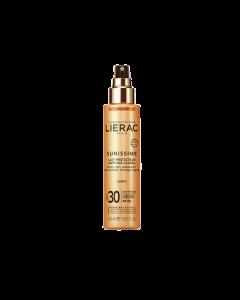 Lierac Sunissime Lait Protecteur Anti-Age Global Corps Spray SPF30 150 ml