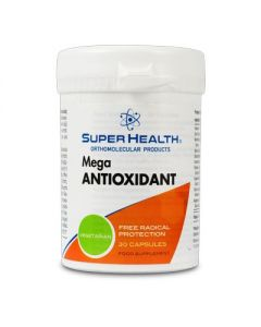 Super Health Mega Antioxidant 30 caps