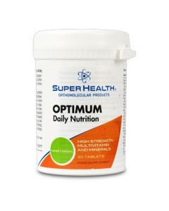 Super Health Optimum Daily Nutrition Vegeterian 30 tabs