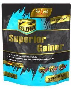 Z-Konzept  Superior Gainer Vanilla flavour 1000 gr