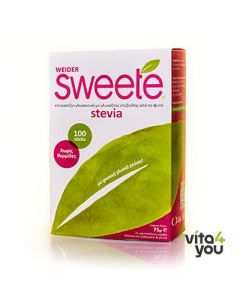 Sweete Stevia 100 sticks