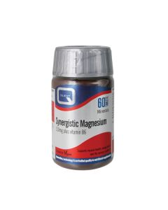 Quest Synergistic Magnesium 150 mg with Vitamin B6 60 tabs