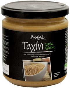 Bio-Agros whole wheat sesame Tahini 350 gr