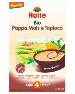 Holle Βιολογική κρέμα με ταπιόκα 250 gr