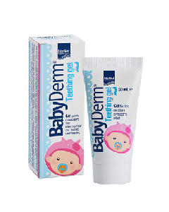 Intermed Babyderm Teething Gel 30 ml
