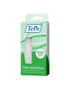 Tepe Multifloss 100 τμχ