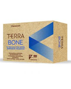 Genecom Terra Bone 60 tabs