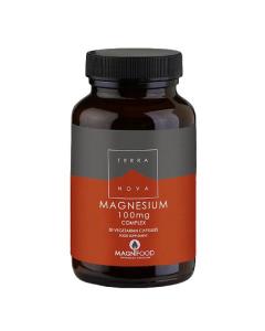 Terra Nova Magnesium 100 mg Complex 50 veg caps