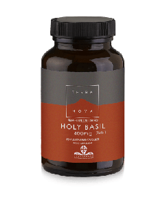 Terra Nova Holy Basil Tulsi 400 mg 50 caps