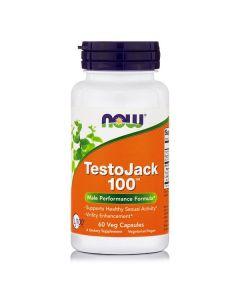Now TestoJack 100 w/Tongkai Ali & Tribulus 60 tabs
