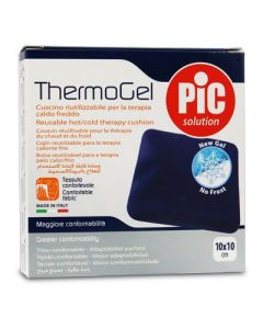 Pic Solution Thermogel reusable hot/cold therapy cushion 10 x 10 cm