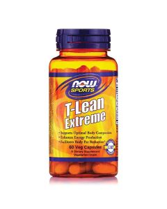 Now Sports T-Lean Extreme 60 Veg caps