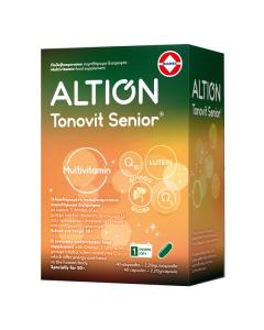Altion Tonovit Senior Multivitamin 40 softcaps