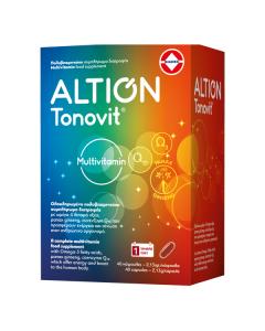 Altion Tonovit Multivitamin 40 softcaps