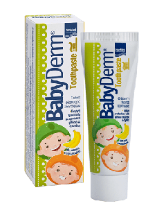 Intermed Babyderm Toothpaste Banana 50 ml