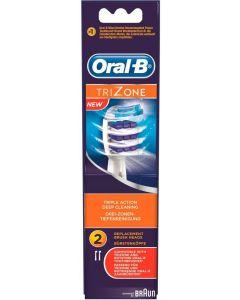 Oral-B Trizone 2 Ανταλλακτικά Βουρτσάκια