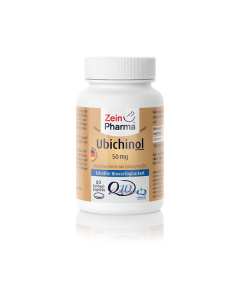 Zein Pharma Ubiquinol 50 mg 60 softcaps