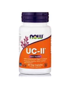 Now UC-II (Undernatured Type II Collagen) 800 mg 60 vcaps