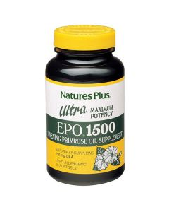 Nature's Plus Ultra EPO 1500 GLA 60 softgels