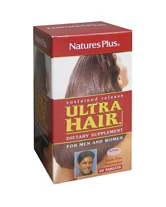 Nature's Plus Ultra Hair Sustained Release 60 tabs