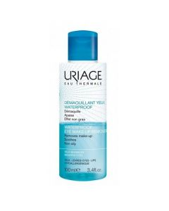 Uriage Waterproof Eye Make-up Remover 100 ml