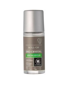 Urtekram Roll on Deo Crystal Eucalyptus 50 ml