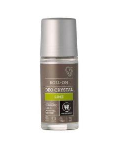 Urtekram Roll on Deo Crystal Lime 50 ml