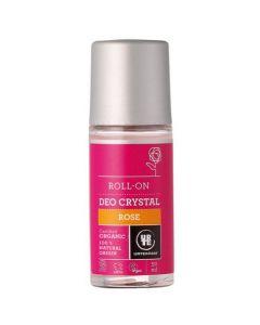 Urtekram Roll on Deo Crystal Rose 50 ml