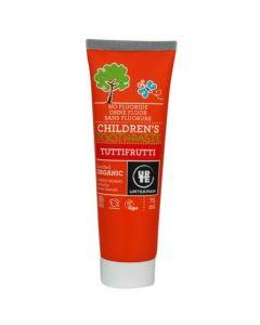Urtekram Children Toothpaste Tutti Frutti no fluoride 75 ml