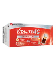 Forte Pharma Vitalite 4G Dynamisant 10 monodoses x 10 ml