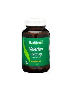 Health Aid Valerian Extract 320mg - Standardised 60 tabs