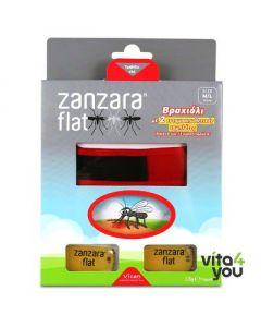 Vican Zanzara Flat Insect Repellent Bracelet S/M 21.5 cm