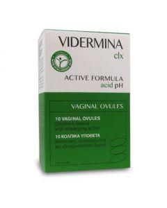 Epsilon Health Vidermina CLX Ovules 10 x 3 gr