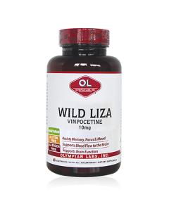 Olympian Labs Wild Liza Vinpocetine 10 mg 60 caps