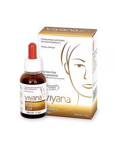Viyana Pure Hyaluronic Acid drops 30 ml