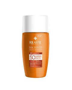 Rilastil Sun System Water Touch cream-gel SPF50+ sensitive skin 50 ml