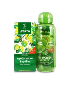 Weleda Pure Birch Juice 2 X 200 ml & Free Flask 500ml