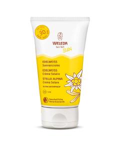Weleda Sun Edelweiss Sunscreen Body Lotion SPF30 150 ml
