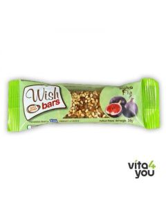 Wish Bars Fig 30 gr