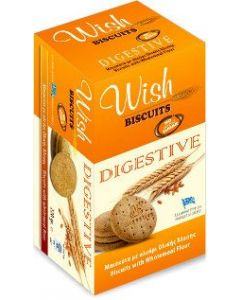 Wish Digestive biscuits 220 gr