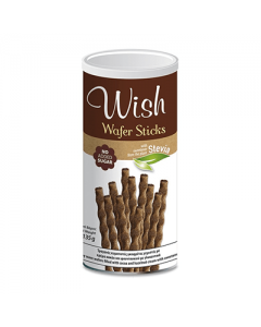 Wish Wafer Sticks with Stevia 135 gr