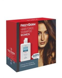 Frezyderm Hair Force Shampoo Women 200 ml & 100 ml