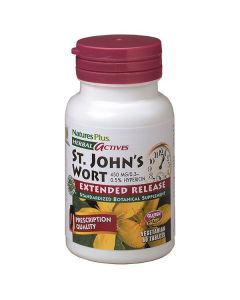 Nature's Plus St. John's Wort 450 mg Extended Release 60 tabs