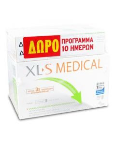 XLS Medical Fat Binder 180 tabs & Δώρο 60 tabs