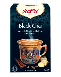 Yogi Tea Black Chai Bio 37.4 gr