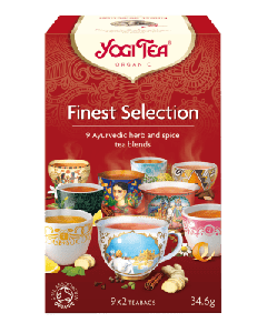 Yogi Tea Finest Selection 34.6 gr
